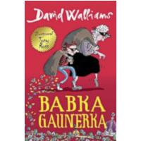 David Walliams – Babka Gaunerka recenzia