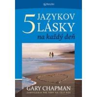 Gary Chapman – 5 jazykov lásky recenzia