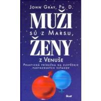 John Gray – Muži sú z Marsu, ženy z Venuše recenzia