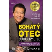 Robert T. Kiyosaki – Bohaty otec, chudobný otec recenzia