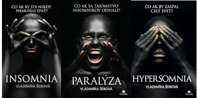Vladimíra Šebová – Insomnia, Hypersomnia, Paralýza recenzia