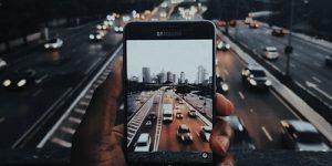 fotografovanie mobilom