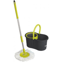 4home rapid clean easy spin mop recenzia