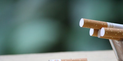 fajčenie