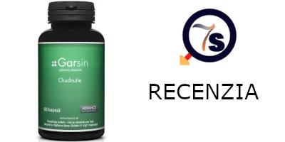 Tabletky na chudnutie Garsin – recenzia + skúsenosti