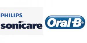 najpredávanejšie elektrické zubné kefky philips oralb logo